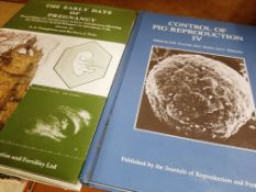 """Reproduction of Biology"", varous incl Ruminants & Mammals, 7 books."