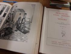 2 vols, Coal Mining for Miners 1950 (2)