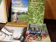 Selection of 8 various Agricultural and Farming Books