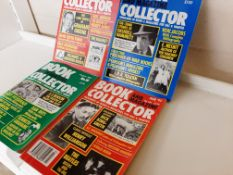 15 copies of Book & Magazine Collector