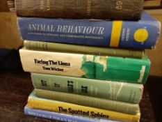 Selection of 8 various Natural History and Animal interest Books