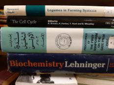 4 large format rare books ex Plant Breeding Institute Library