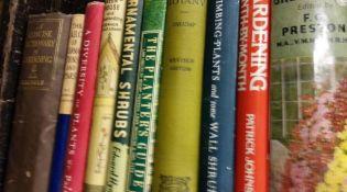 Gardening- various. 20 books.