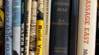 Shipping and boats general. 20 books-