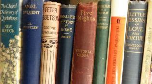Literature inc. life of shelley. 20 books.