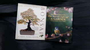 Gardening- large format. 15 books-