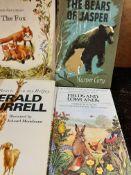 Ten various Natural History interest Books