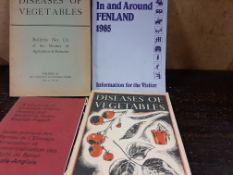 Selection of various Agricultural Interest Periodicals, ex library of Plant Breeding Institue in
