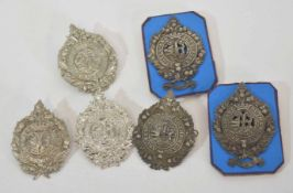 Small quantity of 20th century Argyll & Sutherland Highland Regiment cap badges