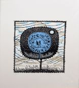 """•AR Robert Ryan (born 1963), """"You have a secret place in your heart..."""", coloured print, signed"""