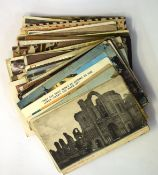 Quantity of early 20th century postcards mainly of topographical interest, some Norfolk interest,