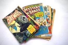 Collection of Marvel comics from the late 1960s/1970s, (13)