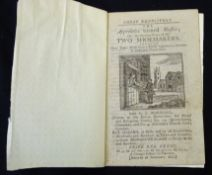 [HANNAH MORE]: THE APPRENTICE TURNED MASTER OR THE SECOND PART OF THE TWO SHOEMAKERS..., London, J