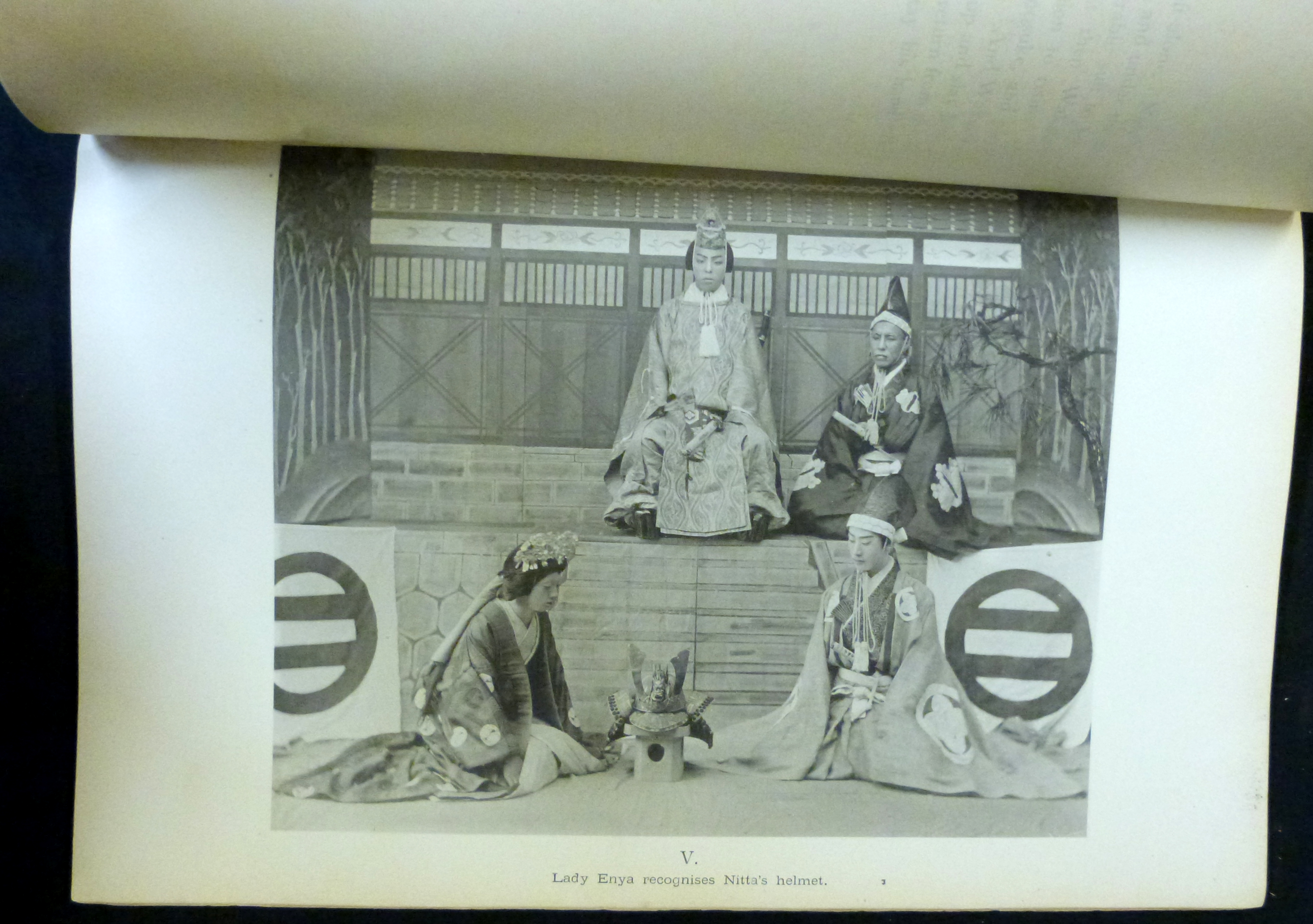 Lot 578 - K OGAWAY (PHOTOGRAPHER): SCENES FROM THE CHIUSHINGURA AND THE STORY OF THE FORTY-SEVEN RONIN,
