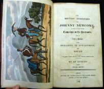 """DAVID ROBERTS """"AN OFFICER"""": THE MILITARY ADVENTURES OF JOHNNY NEWCOMBE WITH AN ACCOUNT OF HIS"""