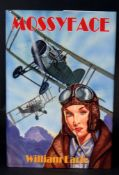 "W E JOHNS ""WILLIAM EARLE"": MOSSYFACE, A ROMANCE OF THE AIR, Hertfordshire, John Trendler & Norman"