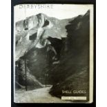 CHRISTOPHER HOBHOUSE (ED): SHELL GUIDE TO DERBYSHIRE..., London, Faber & Faber, [1939], 1st