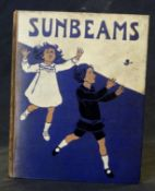 ANON: SUNBEAMS PICTURES AND STORIES FOR LITTLE FOLK, ill T B Stoney & others, London, Glasgow and