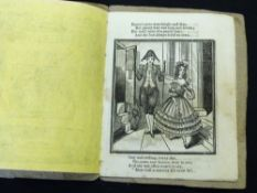ANON: EMMA'S VISIT [TO THE COUNTRY], Belper printed by J Rosewarne, circa 1830, Chapbook,