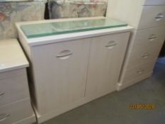 MODERN TOOL CHEST, DRAWERS APPROX 64CM WIDTH