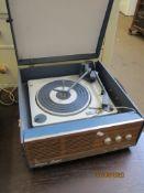1960S DECCA CAPRI RECORD PLAYER