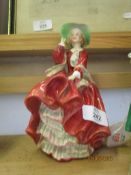 """ROYAL DOULTON FIGURE """"TOP OF THE HILL"""", NO HN1834"""