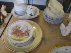 QUANTITY OF VARIOUS CHINA ITEMS