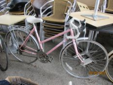 LADIES RALEIGH RACER BIKE