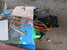 BOXED POWER VAC LEAF BLOWER/VACUUM