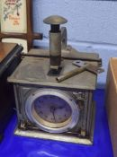 Table top time recorder by The National Time Recorder Co Ltd, Aquinas Street and Stamford Street,
