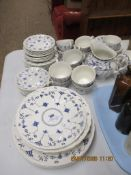 QUANTITY OF VARIOUS CHURCHILL AND OTHER PLATES ETC