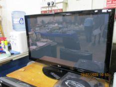 "LG 50"" FLAT SCREEN TV"
