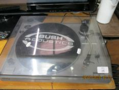 BUSH VARIABLE SPEED RECORD DECK