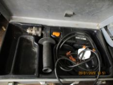 CASED AEG SB2-16 HAMMER DRILL, ELECTRIC