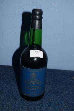 Wines, Ports & Spirits