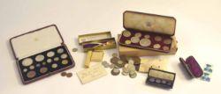 Medals & Militaria, Coins & Banknotes