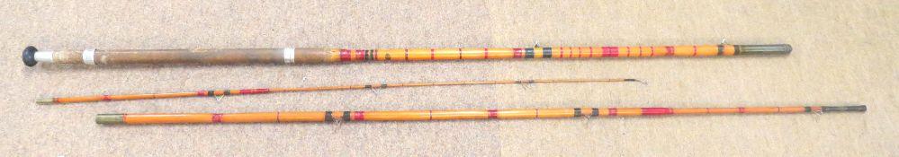 Vintage Martin James fishing rod