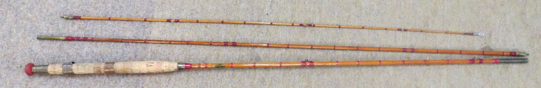 Holtoms Lowestoft fishing rod