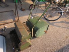 ATCO VINTAGE BATTERY ELECTRIC CYLINDER MOWER