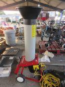 MOUNTFIELD ELECTRIC GARDEN SHREDDER 240V 2200W