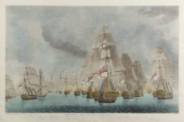 "After Robert Dodd, ""Battle of Trafalgar, Rear Division"", and ""Battle of Trafalgar, Van Division"","