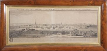 "After Samuel & Nathaniel Buck, ""The South West Prospect of Yarmouth, in the County of Norfolk"","
