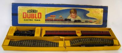 Vintage Hornby Dublo electric train, no 69567 in original box