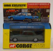 1960s Corgi Toys Rover 2000TC model no 275, in original box