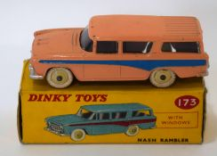 Dinky Nash Rambler model no 173, in original box