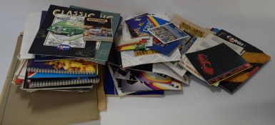 Large quantity of mainly vintage Matchbox and further toymaker~s catalogues mainly of the 1980s/