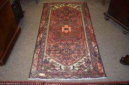 Hamadan carpet 1.97 x 1.1m