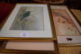 ORIENTAL AND OTHER PICTURES AND PRINTS