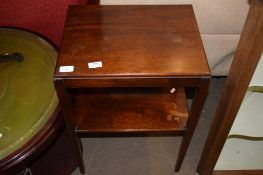SMALL SIDE TABLE WIDTH APPROX 48CM
