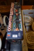COMPUTER BATTLESHIP GAME BY MB ELECTRONICS IN ORIGINAL BOX
